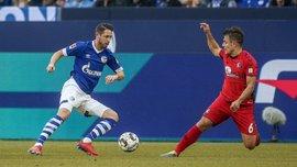 Шальке – Фрайбург – 0:0 – видеообзор матча