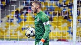 Бандура: Хотел бы в сборную Украины, но решает главный тренер