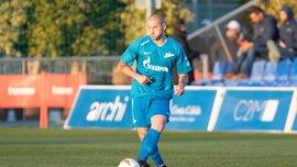 Ракицький дебютував за Зеніт у матчі Ліги Європи проти Фенербахче – українець отримав жовту на 5-й хвилині