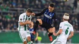 Рапид – Интер – 0:1 – видео гола и обзор матча