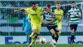 Спортинг – Вильярреал – 0:1 – видео гола и обзор матча