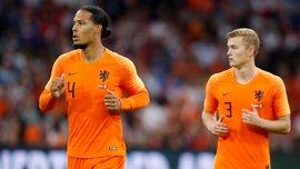 Ливерпуль может объединить лучшую связку нидерландских защитников
