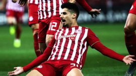 Хавбек Олімпіакоса Діаш назвав свій супергол у ворота Динамо одним з найкращих у кар'єрі