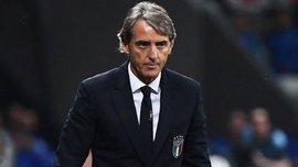 Манчини: В мире нет команды, лучше, чем сборная Италии