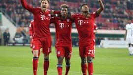 Аугсбург – Бавария – 2:3 – видео голов и обзор матча