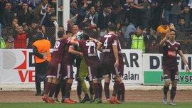 Коркішко та Гладкий зустрілись в матчі чемпіонату Туреччини  перший віддав  асист 3c1a6d533ae22