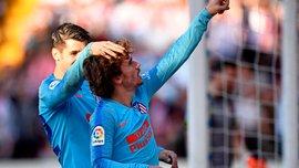 Райо Вальєкано– Атлетіко – 0:1 – відео гола та огляд матчу
