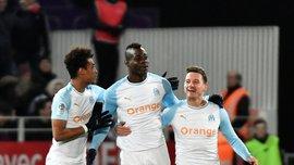 Монако покинул зону вылета, Балотелли снова принес победу Марселю: 25-й тур Лиги 1, матчи субботы