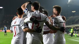 Аталанта – Милан – 1:3 – видео голов и обзор матча