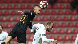 Кайсериспор с Кравцом победил Гезтепе – украинец стал худшим игроком в своей команде