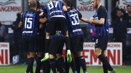 Интер – Сампдория – 2:1 – видео голов и обзор матча