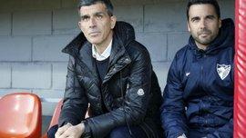 Селезнев провел хороший матч, – тренер Малаги Муньис оценил игру украинца в поединке с Райо Махадаонда
