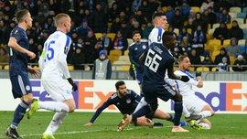 Динамо – Олімпіакос – 1:0 – відео гола та огляд матчу