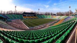 Карпати представили проект реконструкції території стадіону Україна