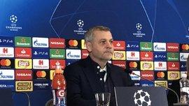 Женезио: Мы надеялись добиться большего в игре с Барселоной