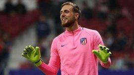 Облак продлит контракт с Атлетико – он будет самым высокооплачиваемым вратарем мира