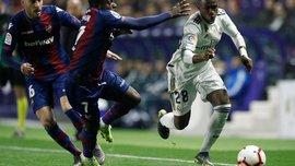 Леванте – Реал – 1:2 – відео голів та огляд матчу