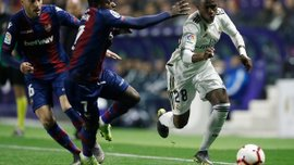 Леванте – Реал – 1:2 – видео голов и обзор матча