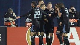 Командная магия наивысшего уровня – роскошный гол Динамо Загреб в матче Лиги Европы