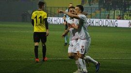 Коркишко отличился голом за Хатайспор в чемпионате Турции – команда украинца одержала победу