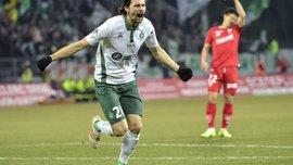 Суботич принес победу Сент-Этьену, Лилль не смог сократить отставание от ПСЖ: Лига 1, матчи пятницы