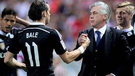 Анчелотти назвал Бейла причиной своего увольнения из Реала