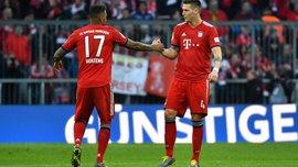 Баварія – Герта – 1:0 – відео гола та огляд матчу