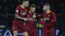Фрозиноне – Рома – 2:3 – видео голов и обзор матча