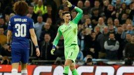 Манчестер Сити – Челси: Кепа отказался уходить с поля перед серией пенальти, Сарри не выдержал и покинул скамейку