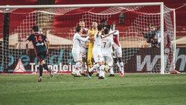 Монако здолав Ліон у центральному матчі туру Ліги 1