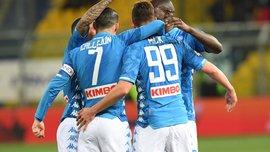 Парма – Наполи – 0:4 – видео голов и обзор матча