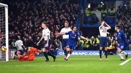 Челси – Тоттенхэм – 2:0 – видео голов и обзор матча
