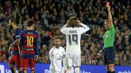 Реал Мадрид – Барселона: став відомий арбітр матчу чемпіонату Іспанії