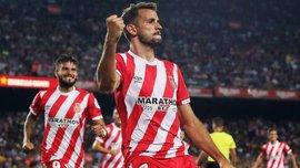 Стуани из Жироны подтвердил, что им интересовалась Барселона