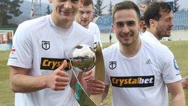 Азацкий и Чачуа завоевали с Торпедо Кутаиси Суперкубок Грузии