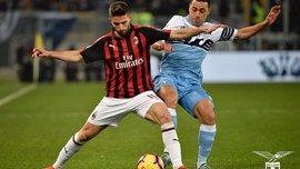 Лаціо не зміг перемогти Мілан у першому півфіналі Кубка Італії