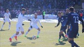 Десна – Динамо – 1:2 – видео голов и обзор матча