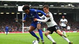 Фулхэм – Челси – 1:2 – видео голов и обзор матча