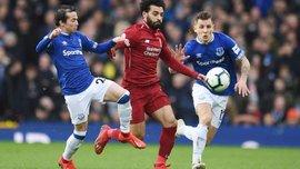 Евертон – Ліверпуль – 0:0 – відеоогляд матчу