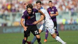 Кубок Італії: Фіорентина врятувала нічию у гольовій перестрілці з Аталантою