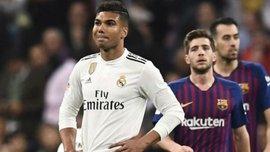 Каземіро пригадав Роналду після поразки від Барселони