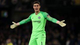 Кабальеро прокомментировал поступок Кепы в матче с Манчестер Сити