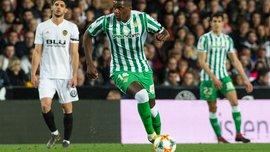 Валенсія – Бетіс – 1:0 – відео гола та огляд матчу