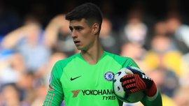 Сарри вернет Кепу в стартовый состав Челси – испанец сможет сыграть против Динамо