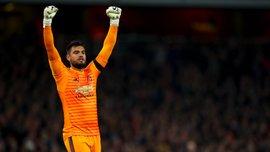 Голкипер Манчестер Юнайтед Ромеро попал в Книгу рекордов Гиннеса за голевое достижение