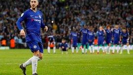 Азар признался, что игроки Челси выразили претензии Кепе после инцидента в финале Кубка лиги