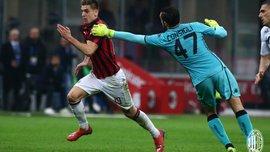 Милан победил Сассуоло и вышел на третье место: 26 тур Серии А, матчи субботы