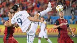 Ибрагимович забил победный гол за Лос-Анджелес Гэлакси в стартовом матче сезона в МЛС