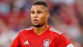 Бавария продлила контракт с Гнабри