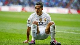 Реал – Аякс: господарі втратили двох гравців у першому таймі через травми